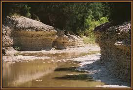 texas ranch creek bed 2