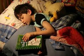 reading bedtime