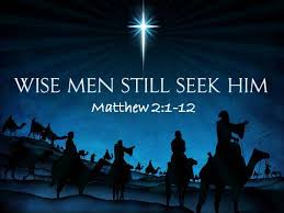 wise men seek