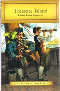 Treasure Island Junior Classics for Young Readers
